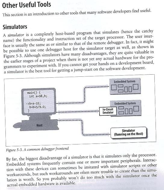 Cite about simulation not full and useful
