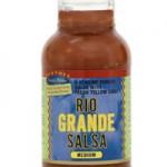 Santa Maria Rio Grande Salsa Bottle
