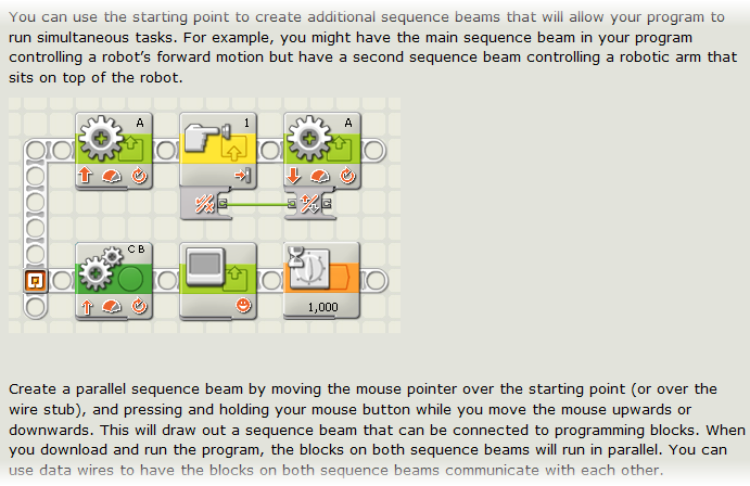 mindstorms manual excerpt