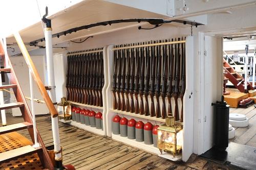 warrior guns