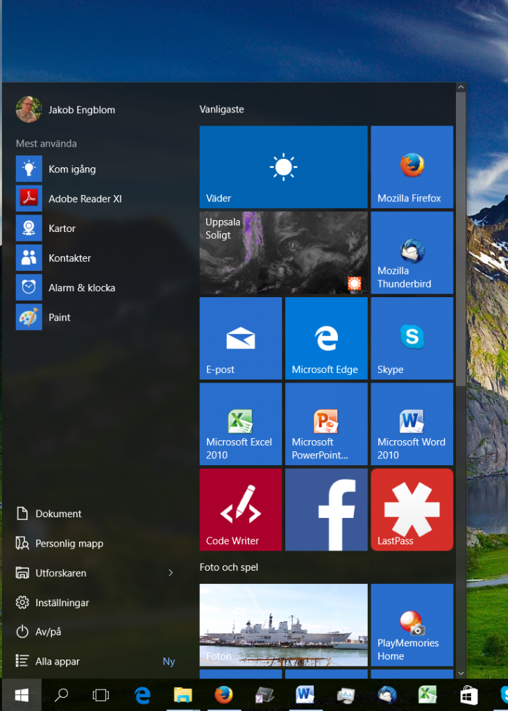 Windows 10 - An Upgrade Worth Doing - Observations from ...